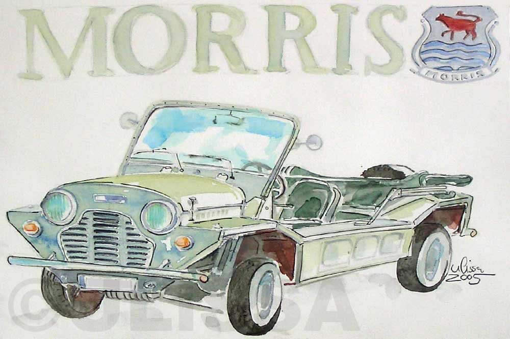 Morris Jeep by ULISSA 2005